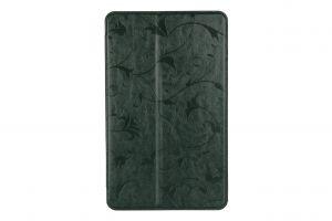 Чехол для планшета Nomi (Номи) C10103 Ultra Зелёный с цветами