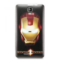 Силиконовый чехол-бампер для телефона Nomi (Номи) i4510 BEAT M Железный человек