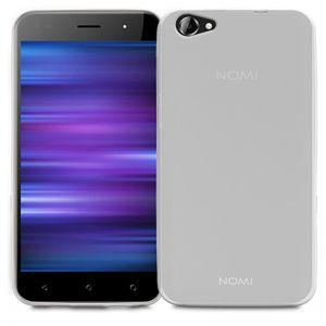 Силиконовый чехол-бампер для телефона Nomi (Номи) i5530 Space X Матовый