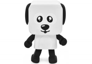 Портативная акустика Nomi (Номи) Dancing Dog BT 911 White