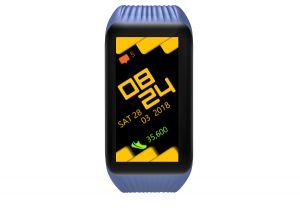 Фитнес-браслет Nomi (Номи) SB-22 Blue