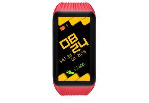 Фитнес-браслет Nomi (Номи) SB-22 Red