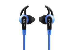 Гарнитура Nomi (Номи) NHS-107 Черно-Синие