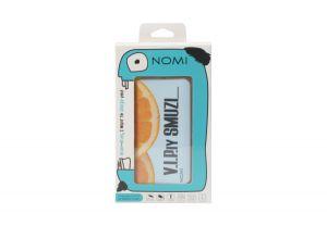 Универсальная мобильная батарея Power Bank Nomi (Номи) P040 4000 mAh Апельсин