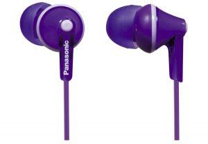 Наушники Panasonic RP-HJE125E-Z Violet
