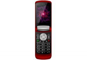 Мобильный телефон Раскладушка Nomi (Номи) i283 Red