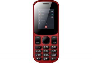 Мобильный телефон NOMI (Номи) i185 Red