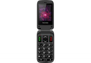 Телефон NOMI i2400 Черный