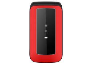 Телефон NOMI i2400 Красный