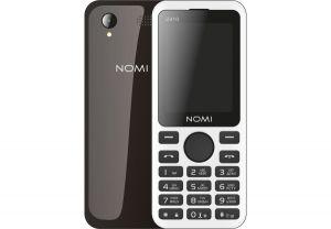 Телефон NOMI i2410 Black