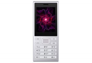 Мобильный телефон Nomi (Номи) i247 Silver