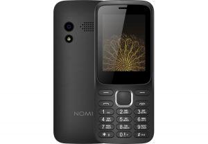 Мобильный телефон NOMI (Номи) i248 Black