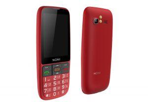 Мобильный телефон Nomi (Номи) i281 Красный