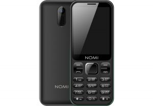 Телефон NOMI i284 Black