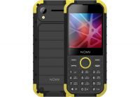 Телефон NOMI i285 X-Treme Black-Yellow