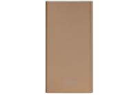 Универсальная мобильная батарея Power Bank Nomi (Номи) E050 5000 mAh Золотой