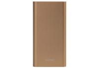 Универсальная мобильная батарея Power Bank Nomi (Номи) E100 10000 mAh Золотой