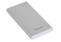 Универсальная мобильная батарея Power Bank Nomi (Номи) E100 10000 mAh  Серебристый