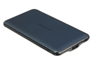 Универсальная мобильная батарея Power Bank Maxco Razor 8000 mAh Blue