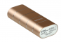 Универсальная мобильная батарея Nomi (Номи) Q067 6700 mAh Золотой