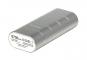 Универсальная мобильная батарея Nomi (Номи) Q067 6700 mAh Серебристый