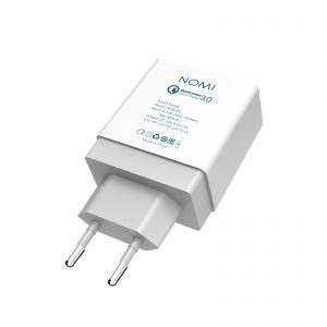 Зарядное устройство для планшетов Nomi HC05301 3A Белое