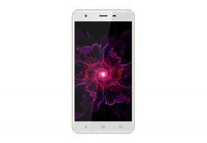 Мобильный телефон Nomi (Номи) i5532 SPACE X2 Золотой