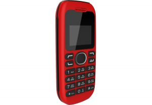 Телефон NOMI (Номи) i144 Red