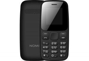 Телефон NOMI (Номи) i144C Black