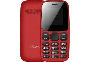 Телефон NOMI (Номи) i144C Red
