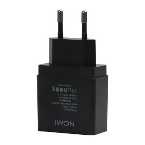 Зарядное устройство для планшетов Nomi HC05212 2100mA Черное